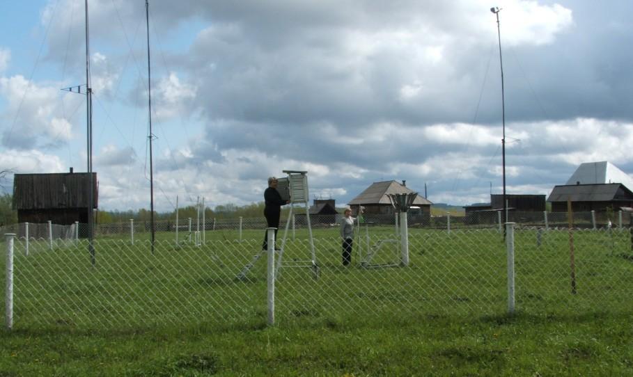 19 июля 2021 года гидрометеорологическая станция Крапивино отмечает своё 120-летие
